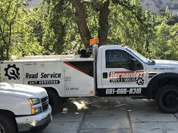 100 Semi Truck Road Service Hernandez Trailer Car Repair En Bakersfield