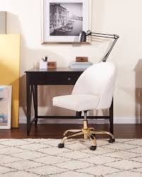 Sauder Samber Desk Granite by The Avenue Six Layton Office Chair U2013 Combining The Style Of An