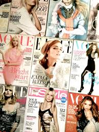 Traditionally Print Fashion Magazines Are Issued On A Monthly Basis However The Ever Increasing Amounts Of Free News Images And Information Available
