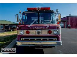 100 Ford Fire Truck 1970 For Sale ClassicCarscom CC1052573
