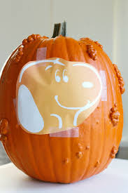 Sick Pumpkin Carving Ideas by Having Fun With Pumpkins And The Peanuts Gang Make And Takes