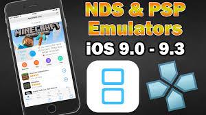 Install Nintendo DS & PSP Emulators on iOS 9 3 9 2 1 No