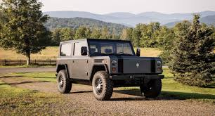 100 What Is The Best Truck Bollinger B1s Weight Puts Electric In A Higher Category