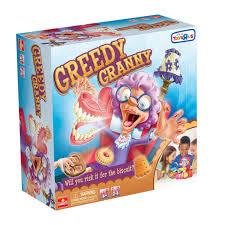 Greedy Granny Game