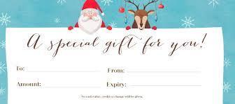 Free line Gift Certificate Creator Jukeboxprint