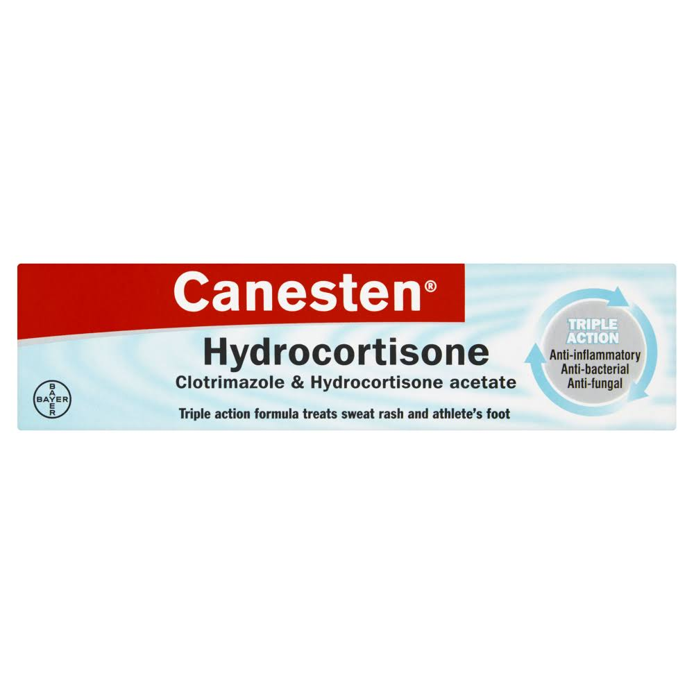 Canesten Hydrocortisone Cream - 15g