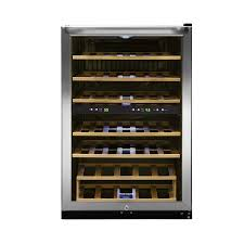 Ivation 12 Bottle Ivation Single Zone Freestanding Wine Cooler Wayfair