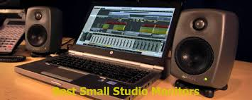 A Pair Of Quality Small Studio Monitors Would Be An Essential Set Audio Equipment If You Planned To Up Tiny Recording In Your Home Or Even