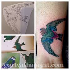 Art With A Point » Green Violet Swallow | Custom Tattoo Studio ... Swallow Tattoo Shoulder Blades 100 Small Bird Tattoos Designs Colorful Barn With Rose And Star Design By Renee 55 Best Golondrinas Images On Pinterest Bird Swallows And Art A Point Green Violet Custom Studio Royalty Free Stock Photo Image 25723635 Images For Silhouette Personal Interest Swallow Wikipedia 24 Henna Tattoos Tattoo 2016 What Your Means Secret Ink 50 Coolest On Chest Black Flying Banner Stencil Mithu Hassan