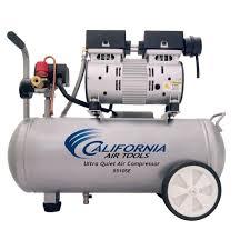 California Air Tools 5 5 Gal 1 0 HP Ultra Quiet and Oil Free Air
