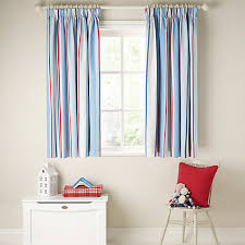Buy Little Home At John Lewis Finlay Ahoy There Pencil Pleat Lined Curtains Blue Online Childrens BedroomBaby