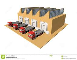 Factory Clipart Storage Warehouse 5