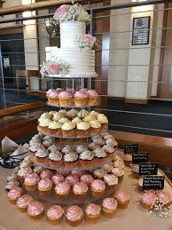 Cake Bakes Wedding Cupcakes