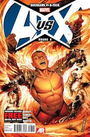 Avengers Vs X Men 8