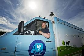 Drives An Ice-cream Truck In The Central Highlands | Icelandmag