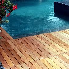 Kon Tiki Wood Deck Tiles by Wooden Flooring Brazilian Hardwood Floors Deck Floor Tiles