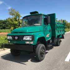 Hl134-ii 2017 New Model Agricultural Dumper Tractor Small Truck ...
