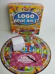 Logo What Am I Board Game Guess It Draw Describe By Dumond Park Family