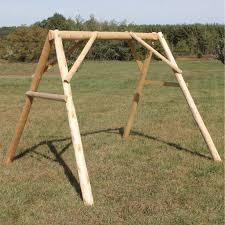 Belham Living Universal A Frame Metal Porch Swing Stand