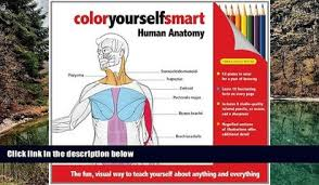 Buy Wendy Leonard Color Yourself Smart Human Anatomy Full Book Epub