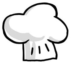 Chefs Hat Clipart Image A White