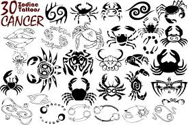 Tattoo Flash For Cancer