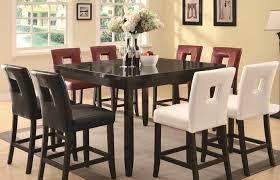 Diy Modern Interior Design Medium Size Pub Style Dining Room Sets Decor Lighting