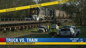 Man Driving Truck Dies After Accident With Train In Hillsborough County Back Of Semitruck Sheared Off By Train In Northwest Fresno Abc30com Victim Vs Garbage Truck Crash Was New Father Friend And 1 Killed Vehicle Near Desoto Il Train Wreck Injures Brston Man News Somerset Carrying Gop Lawmakers To Policy Retreat Hits Garbage Truck Caught On Cam Vs Hits Dump Stow Fox8com No Injuries South Hayward Free Apg None Injured Accident Local Newsbuginfo Cause Semi Stevens Point Still Under Crush Compilation Most Spectacular