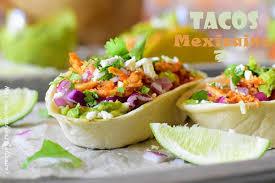 recette cuisine mexicaine tacos mexicain au poulet tinga le cuisine de samar