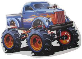 Pickup Drawing Monster Truck ~ Frames ~ Illustrations ~ HD Images ...