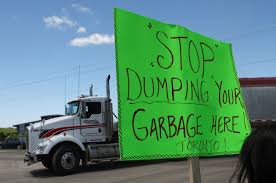 Toronto Garbage Stinks In Southwold Township, Locals Complain   The Star