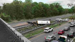100 Truck Driving Schools In Nj Paramus Bus Crash School Superintendent Shocked By Drivers Record