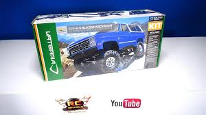 RC ADVENTURES - Unboxing The Vaterra 1/10 1986 Chevrolet K-5 Blazer ... Rc4wd 14 Killer Monster Truck Kit Average Joes Rc Youtube Axial Scx10 Dingo Review Truck Stop Remote Control Trade Show Model Kiwimill Blog Adventures Real Smoke Sound Hd Overkill The Build A Scale Plow Kevs Bench Custom 15scale Trophy Car Action 112 Barrage Gen2 4wd 19 Scaler Brushed Btd Rizonhobby Tamiya Midnight Pumpkin Geekthe Geek Hot Stuff Spotted At The Sema Fun News Rc Kits Best Resource Gelnde Ii 4x4 Wdefender D90 Body