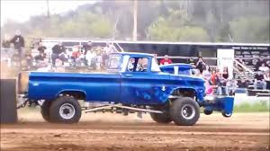 100 Pulling Truck 4x4 Mod Super Stock S In Richland Center WI 5102014
