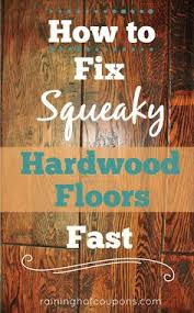 Fix Squeaky Floors From Basement by Repair Hardwood Floor And Stair Squeaks With Counter Snap A