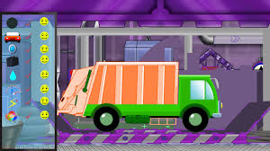 100 Trash Truck Videos For Kids Youtube Garbage Garbage Repair Car Garage Car Repair YouTube