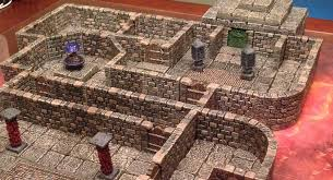 3d Dungeon Tiles Dwarven Forge by Dwarven Forge Tips Sly Flourish