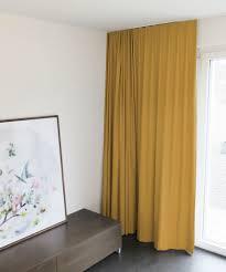 schlafzimmer verdunkeln mit stilvollen vorhängen