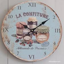 horloge de cuisine les 45 meilleures images du tableau horloges cuisine sur