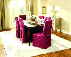 Shocking Dining Chair Seat Slipcovers Custom Room