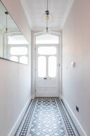hallway tiles hallway tiles antique mirror