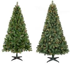 6ft Slim Christmas Tree With Lights by Wondershop 6ft Prelit Slim Artificial Christmas Trees From 28 49