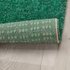 langsted teppich kurzflor grün 60x90 cm ikea österreich