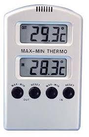 thermometre maxima minima exterieur thermomètre d extérieur hecht maxima minima doccheck shop