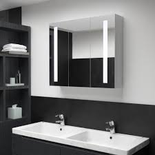 vidaxl led bad spiegelschrank 89 x 14 x 62 cm gitoparts