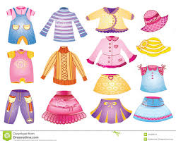 Clothes Clipart For Kids