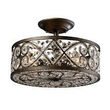 Flush Mount Ceiling Fans by Lamps Wonderful Ceiling Fan Chandelier For Home Interior Decor