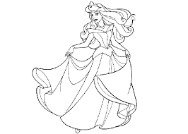 Free Printable Coloring Baby Disney Princess Pages 35 In Print With