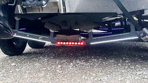 light bar led truck and trailer light 18 led brake and turn