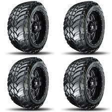 100 Mud Terrain Truck Tires 4x AMP 40x1550R24LT Attack MT A Off Road SUV